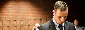 Sprintstar Pistorius spricht beim Tod seiner Freundin von einem tragischen Unfall.