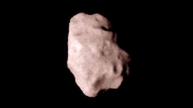 Dieses spektakuläre Foto hat Rosetta bereits geliefert. Weitere müssen erst noch ausgewertet werden.