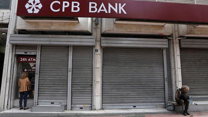 Bis 20.000 Euro keine Zwangsabgabe: Zypern will Kleinsparer schonen