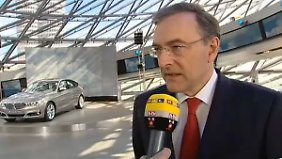 "BMW-Chef Reithofer im n-tv Interview: ""Ohne Mut keine Innovation"""