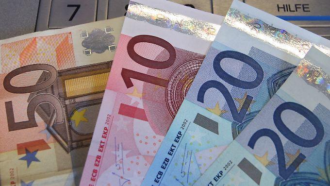 Noch gibt es den Euro auf Zypern. Laut Moody's könnte sich das aber auch bald ändern.