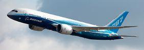 """Nach Pannenserie des Prestigefliegers: Boeings erste """"Dreamliner""""-Stornierung"""