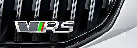 Der Skoda Octavia RS geht in eine neue Runde.