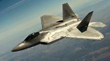 Manöver in Südkorea: USA schicken Kampfjets los