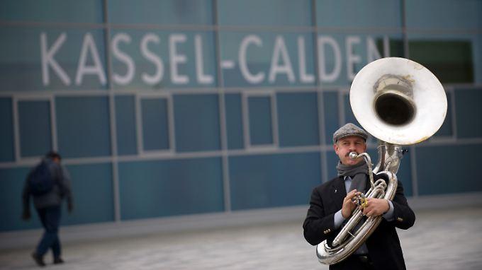 Verluste programmiert: Airport Kassel-Calden eröffnet