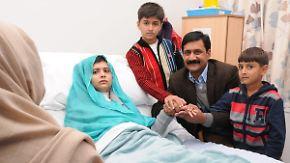 Taliban-Opfer Malala: Geldsegen von Angelina