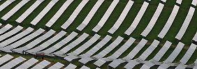 Sonniger Juli bringt Rekord: Solarkraftwerke holen Atommeiler ein