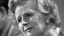 """""""Wir haben eine großartige Führerpersönlichkeit verloren, eine großartige Premierministerin und eine große Britin."""""""