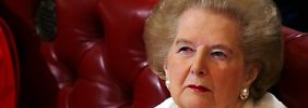 Zum Tode Margaret Thatchers: Die Lady mit der Betonfrisur