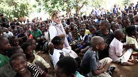 Madonna liebt Malawi - das steht wohl nicht zur Diskussion.