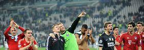 Nach ganz oben wollen die Bayern in dieser Saison - der Traum vom Triple lebt.
