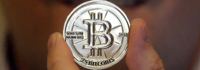 Der Bitcoin, eine harte oder eine weiche Währung? Vielleicht hilft der Beißtest.