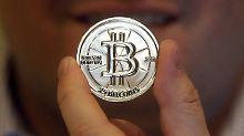Bitcoins erlebten einen enormen Aufschwung.
