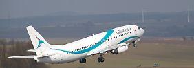 1000 737 müssen überprüft werden: Boeing-Aktie verliert