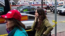 Explosionen beim Boston Marathon: Bomben erschüttern Boston