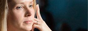 Marissa Mayer kann nicht zaubern: Yahoo kämpft mit Werbeschwund