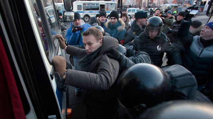 Alexej Nawalny.