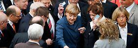 Inselstaat kann zehn Milliarden erhalten: Bundestag winkt Zypernhilfe durch