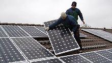 Erneuter Kursrutsch: Droht Solarworld die Pleite?