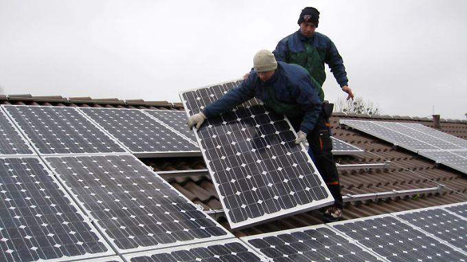Solarworld braucht wohl wieder frisches Kapital.