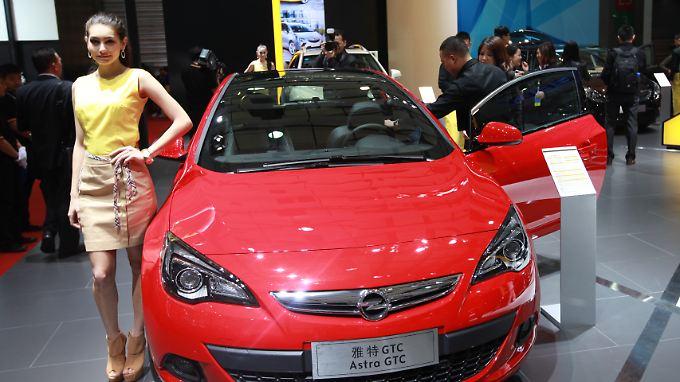 Opel beendet das Abenteuer China.