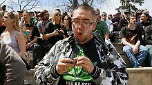 Lieber schlucken als rauchen: Cannabis-Kapseln besser bei Schmerzen als Joints