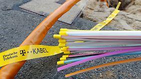 Änderung der Tarifstruktur: Telekom schafft Internet-Flatrate ab
