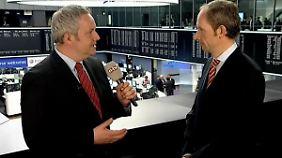 """Frank Meyer spricht mit Stefan Riße: """"Weißes Geld wird zu Schwarzgeld"""""""
