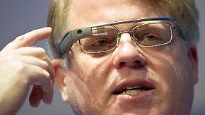 Grenzenlose Möglichkeiten?: Google-Brille macht Datenschützern Sorge