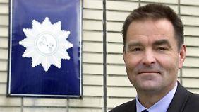 Rüdiger Butte war vor seinem Job als Landrat Chef des niedersächsischen LKA.