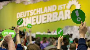 Wahlprogramm-Parteitag in Berlin: Grüne stimmen über Steuerpolitk ab