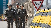 Streit um Sonderwirtschaftszone Kaesong: Nordkorea gibt Seoul die Schuld