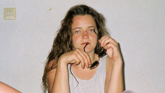 Beate Zschäpe 1990.