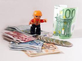 Handwerkerkosten können weiterhin von der Steuer abgesetzt werden.