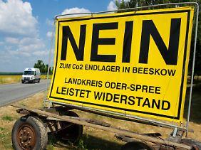 In Brandenburg regt sich Unmut.