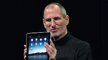 """""""Der Microsoft-Typ nervt!"""": Warum Steve Jobs das iPad erfand"""