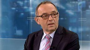 """Walter-Borjans im n-tv Interview: """"Steuer-CDs sind nicht das Optimum"""""""
