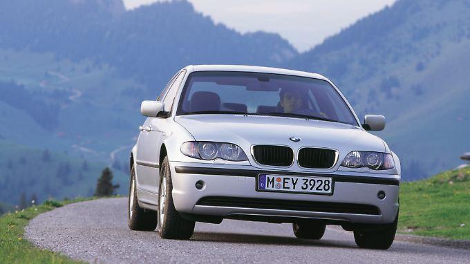 Betroffen sind Modelle, die zwischen Dezember 2001 und März 2003 gebaut wurden.