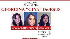 .... Drei junge Frauen, die Jahre vermisst waren, werden in Cleveland aus einem Haus befreit.