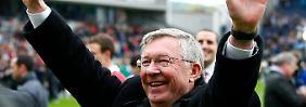 """Reaktion zum Ferguson-Abschied: """"Einer der besten Trainer aller Zeiten"""""""