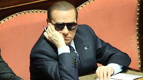 Neue juristische Winkelzüge: Gericht bestätigt Haftstrafe gegen Berlusconi