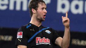 Nick Proschwitz hat keine Zukunft mehr beim SC Paderborn.