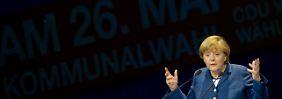 War sie in DDR-Propaganda verstrickt?: Merkel gerät ins Zwielicht