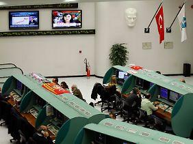 Abgeschwächtes Wachstum: Selbst für Istanbul schraubt die EBRD ihre Prognose zurück.