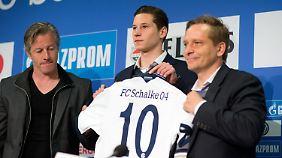 Jungstar bleibt Schalke treu: Julian Draxler will noch viel erreichen
