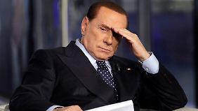"""Italien bleibt ihm trotzdem treu: """"Ruby""""-Prozess bringt Berlusconi schon wieder vor Gericht"""