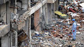 Bombenanschlag mit 46 Toten: Türkei beschuldigt Syrien