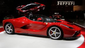 """960 PS für eine Million Euro: Limitierter """"La Ferrari"""" lädt zum Träumen ein"""