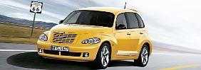 Schlechte Autos bleiben in Erinnerung: Chrysler PT Cruiser - Western von vorgestern