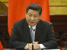 Xi Jinping führt die Reformgruppe persönlich an.